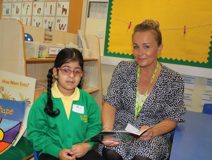 Mrs C Burns - Teaching Assistant