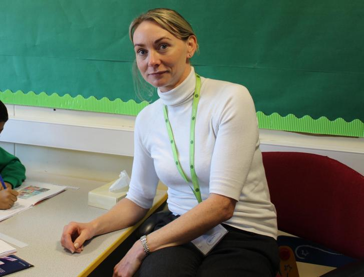 Mrs L Mayall - Teaching Assistant