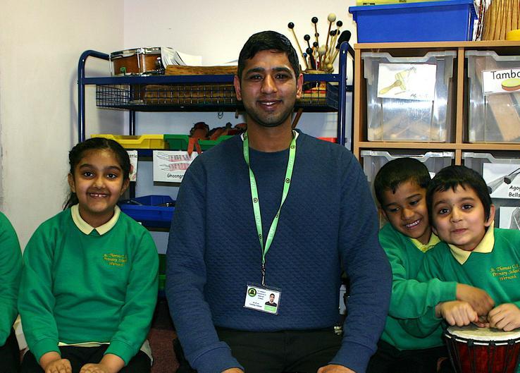 Mr R Ali-Teaching Assistant