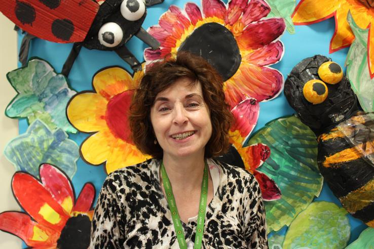 Mrs C Dyer-School Clerk/Bursar
