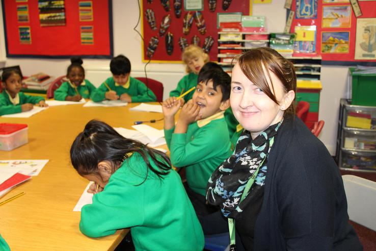 Miss K Martin-Teaching Assistant