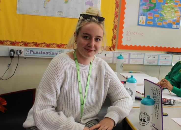 Miss N Maltby - Year 3 Apprentice