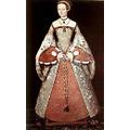 Rich Tudor clothes