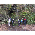 Class 6 went on a nature walk