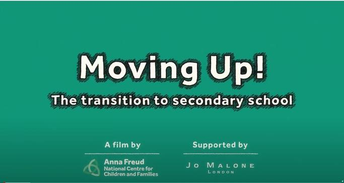 A short video to support Year 6 children moving to secondary school