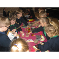 we looked at lots of different artefacts