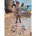 Jackson Pollock Artist Study