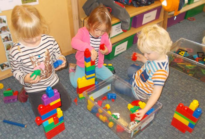 Building with our friends