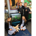 Our Year 6 pet ambassadors