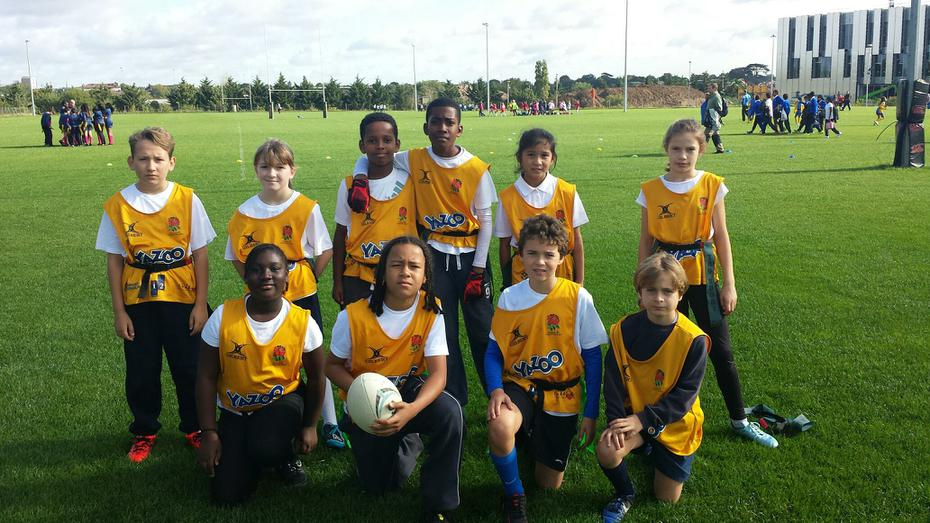 Tag Rugby B Team