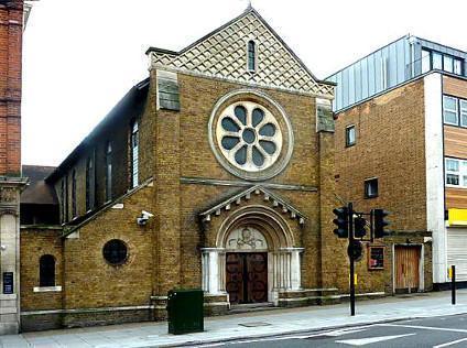 Our Lady of Lourdes - Acton High Street
