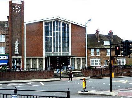 St Aidan's - East Acton