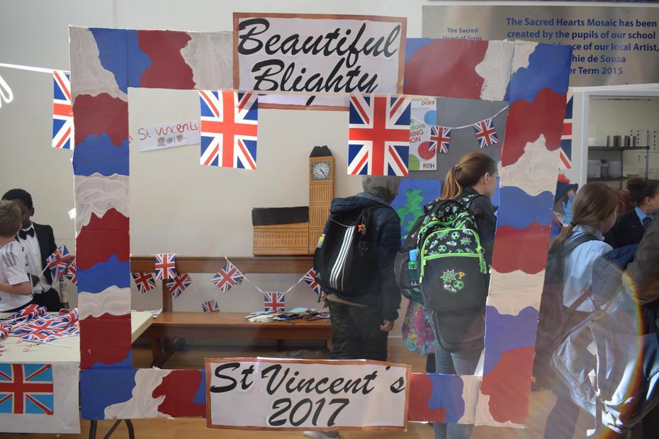 The end of a wonderful 'British Heroes' week