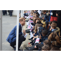 Prince Harry delighted to meet Year 1 children