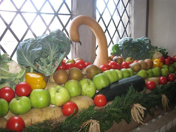 St Mary's Church - Harvest Festival