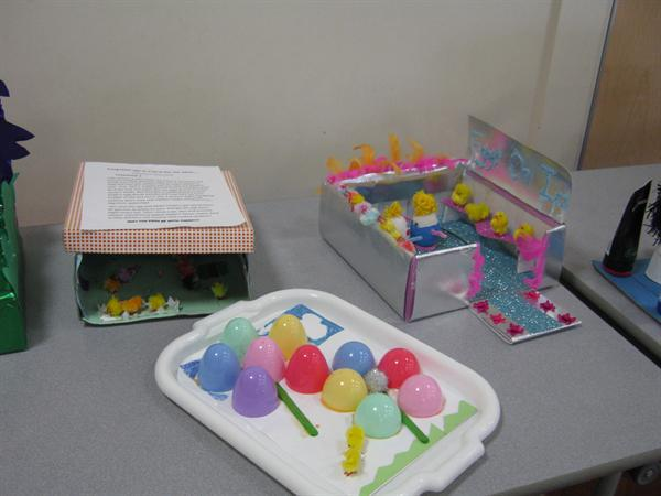 Egg Competition