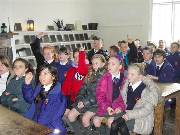 Y5 Trip to Quarry Bank Mill