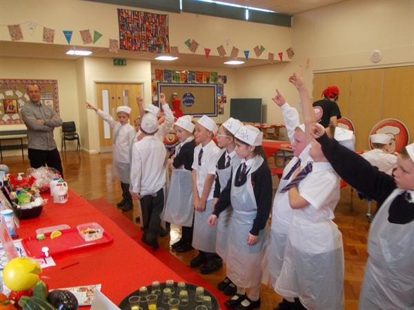 Junior Chef Academy 2013