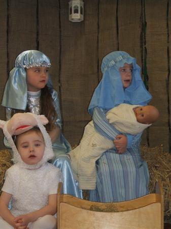 Nursery/Rec Christmas Play