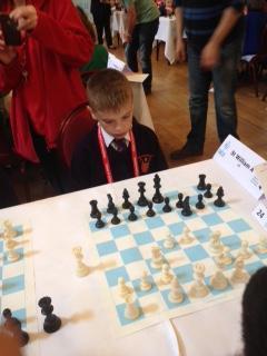 Yes 2 Chess Tournament