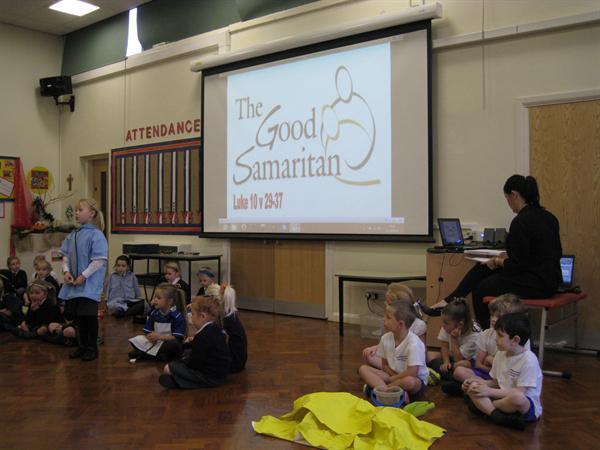 Year 1 Assembly