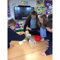 Separating materials in Science