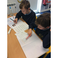 Working out the code to save the Queen's life!