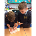 Science and non-Newtonian fluid!