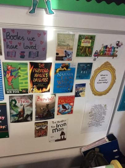 Books we have loved!