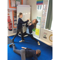 Macbeth Freeze Framing!