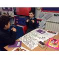 Describing dragons in Literacy