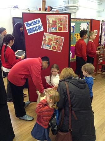 Y5 and 6 Egyptian Exhibition
