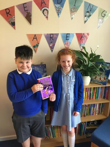 We have loved reading our class novel this half term. No more chocolate? Arghhhhh!