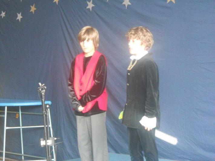 Banquo & Fleance