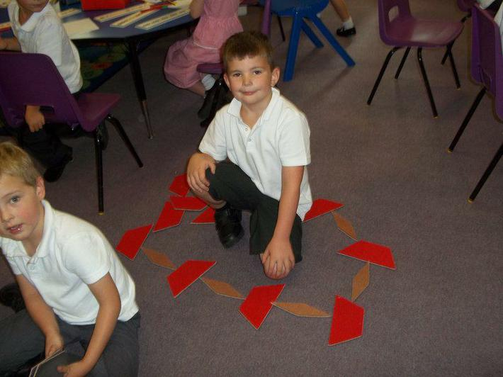 Theo's repeating pattern