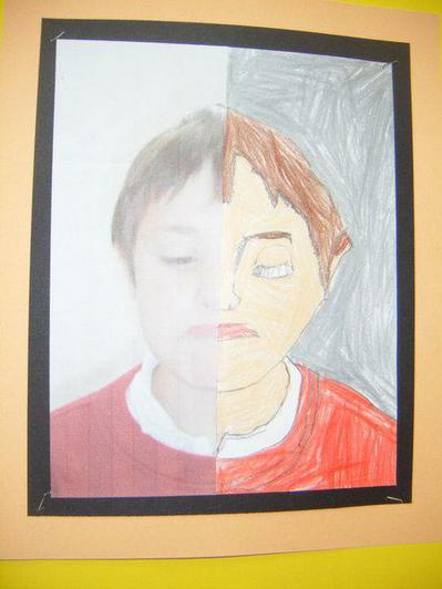Here is Tom's symmetrical drawing