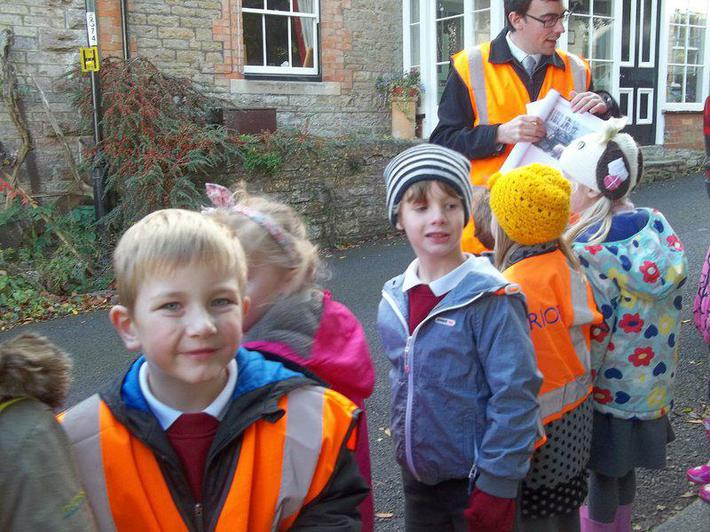 We know how to keep safe! Well done everyone!
