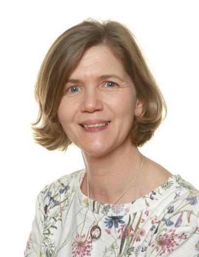Mrs Clegg, EYFS Lead