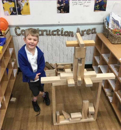I am a builder!