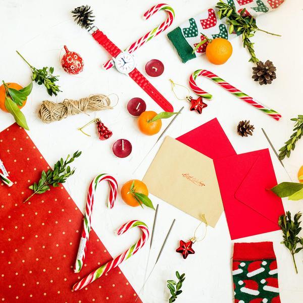 stall holders and christmas
