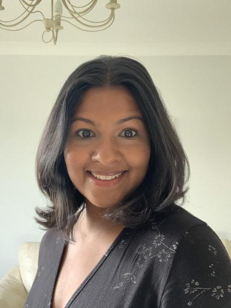Arpana Paterson - Vice Chair