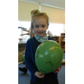 Phonics balloons