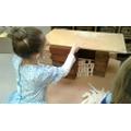 Making a house of bricks