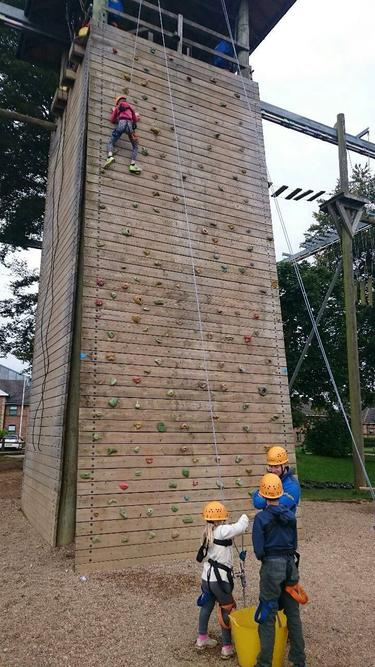 Climbing high!!!