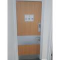 Senior Leadership Team Office Door