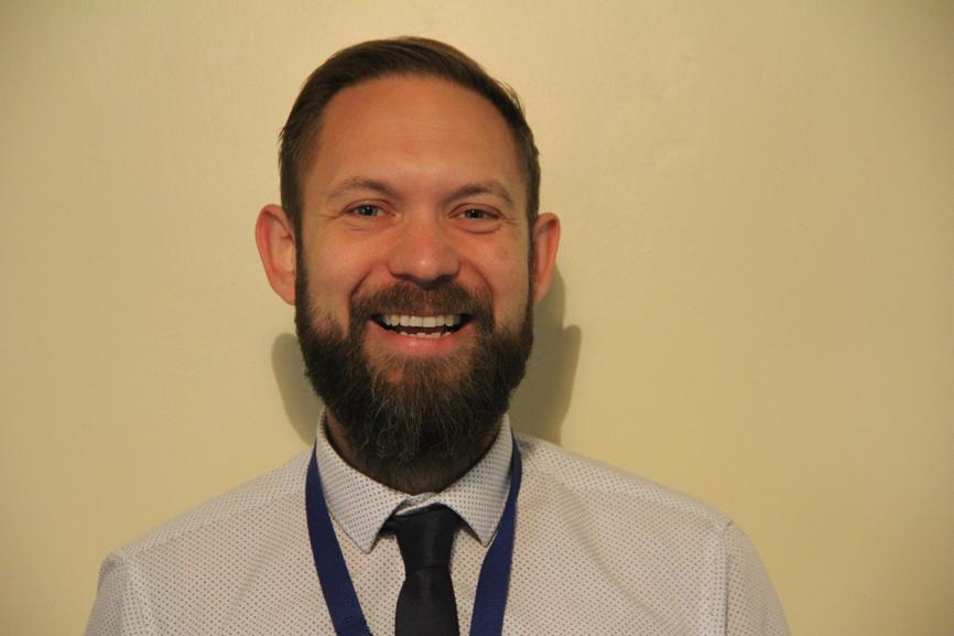 David Braybrooke (Deputy Safeguarding Lead)