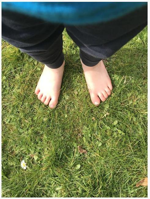 Barefoot walks
