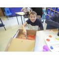 making a happiness box