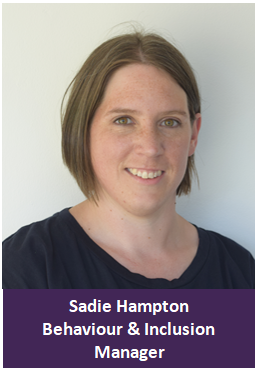 Sadie Hampton (Designated Safeguarding Lead)