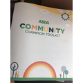 Community Cahmpion Toolkit
